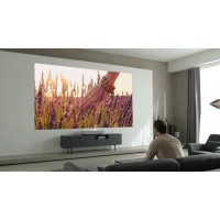 LG CineBeam - это сногсшибательный лазерный проектор 4K по возможностям и цене