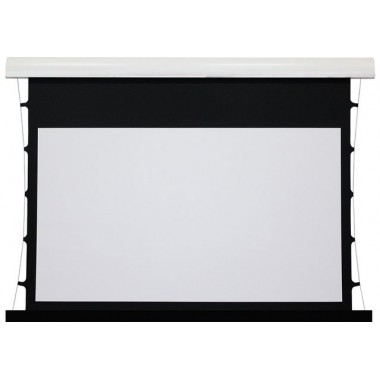 "Экран с электроприводом Kauber Red Label Tensioned BT Cinema, 104"" 16:9 Clear Vision, 129x230 см"