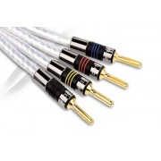 Акустический кабель QED Signature Genesis Silver Spiral Bi-Wire